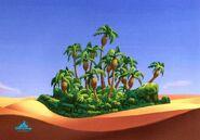 The Oasis Aladdin
