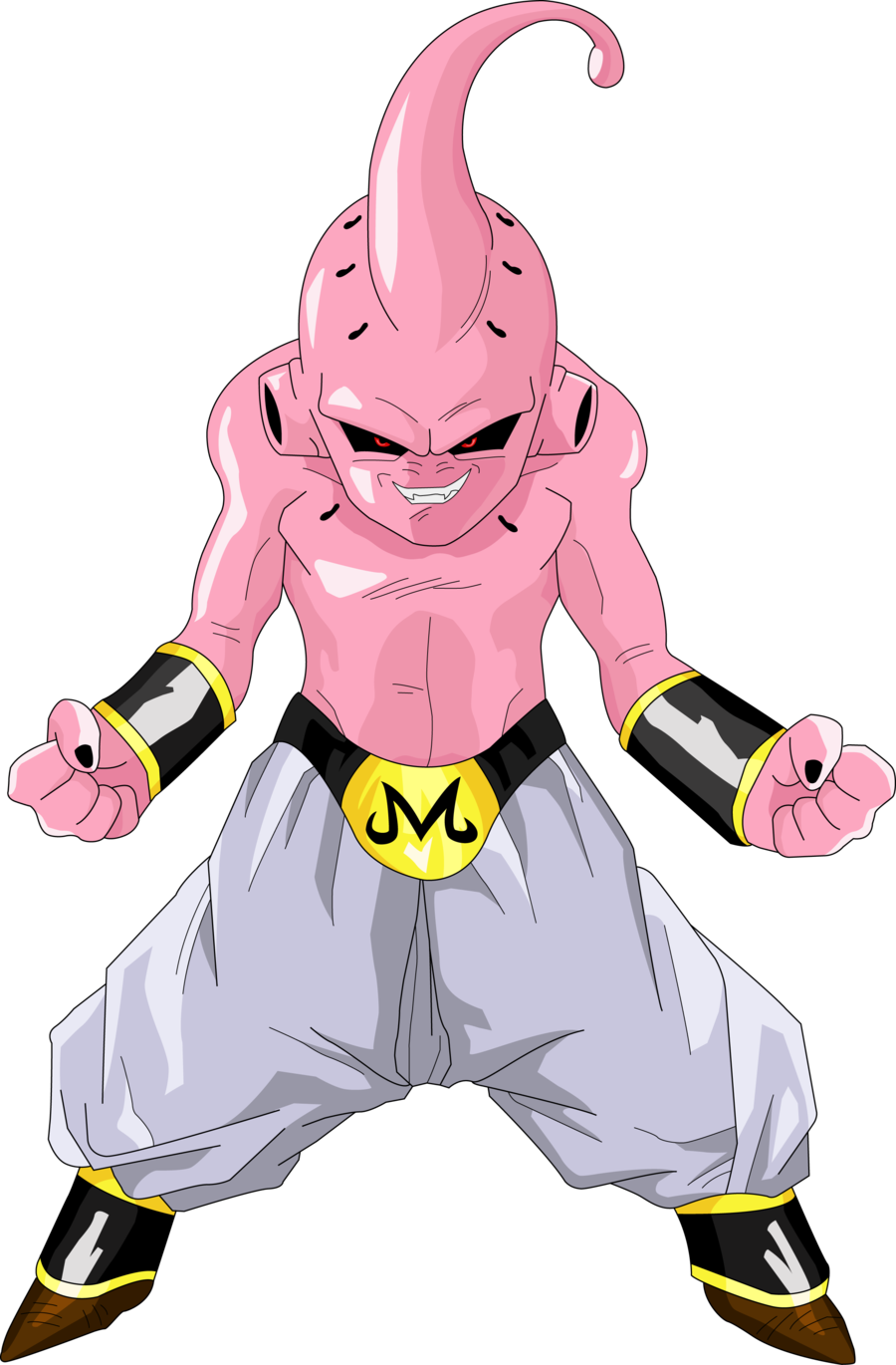 Kid Buu Disney Versus Non Disney Villains Wiki Fandom Powered By