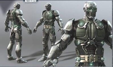 Doombot CGI