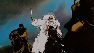 King Théoden's Men Ralph-Bakshi-The-Lord-of-the-Rings-post