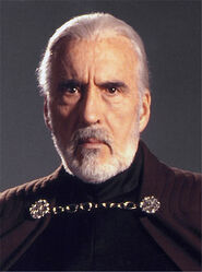 Count Dooku Live-Action