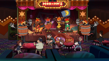 Hoo-Ha's Jambore