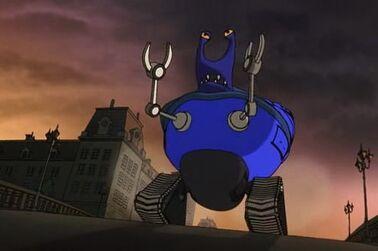 Robo Snail
