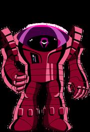 Crimson dynamo 01