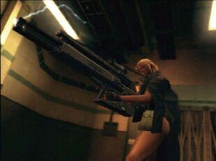 Metal Gear Solid 2 Screen 10