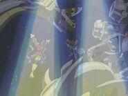 The Dark Masters anime