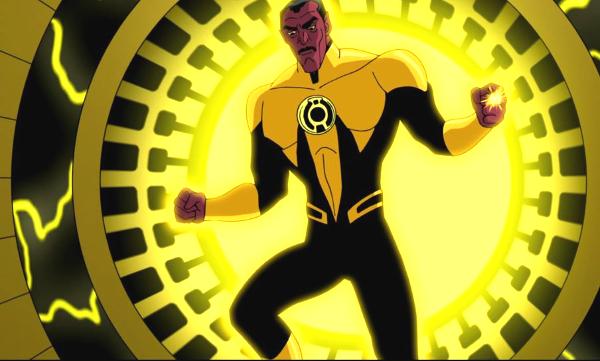 400px-Green Lantern Sinestro Rebirth