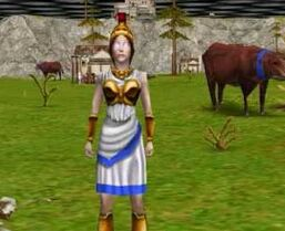 Athena (Age of Mythology)