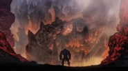 Dante's inferno hell anime