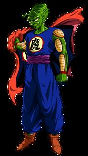 Piccolo Daimaoh Old