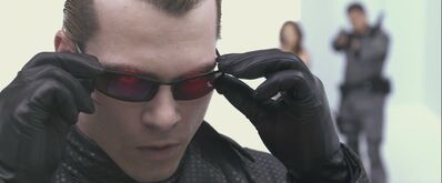 Albert wesker live action