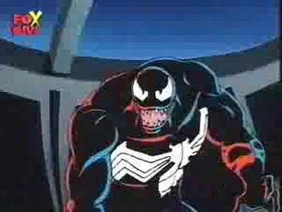Venom (Spider-Man La Serie Animada)