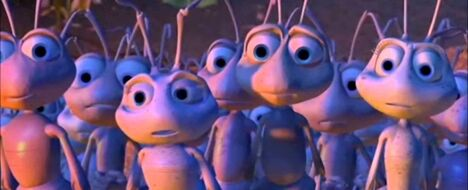 Ants A Bug's Life