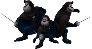 Beagle Boys CGI