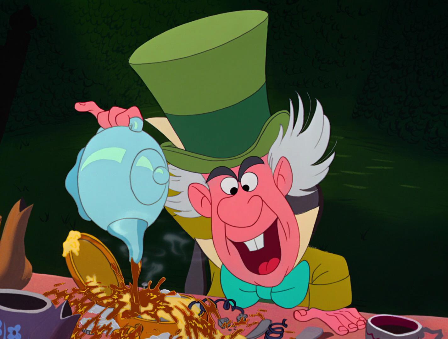 The Mad Hatter   Disney Versus Non-Disney Villains Wiki