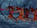 Wolf Archers