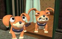 Poochy-woo and Tinky-wee