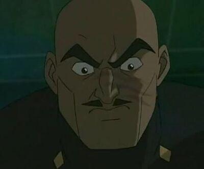 General Moss