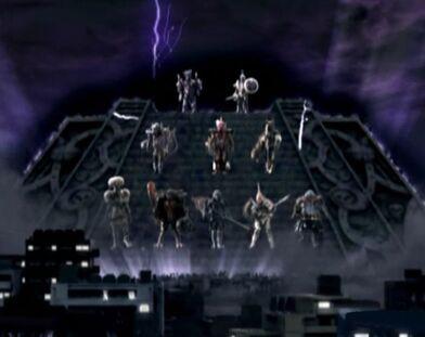 The Ten Terrors