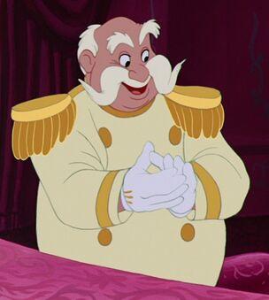 King Cinderella