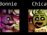The Animatronics (Five Nights at Freddy's)