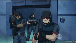 Renegades Cobra Soldiers