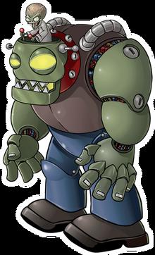 Dr zomboss by henukim-d9oj1q6