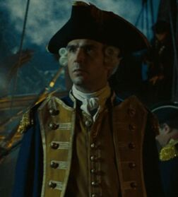 Commodore James Norrington