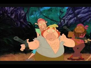 The Pirates (The Pagemaster)