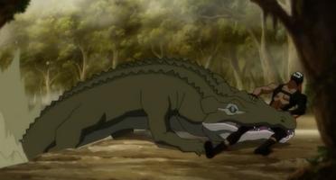 Alligator (Justice League Doom)