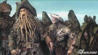 Crew of the Flying Dutchman CGI