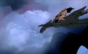 Pterosaurs (Fire and Ice (1983))