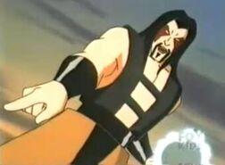 Shang Tsung Animated