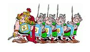 Asterix-Romans