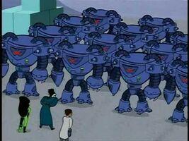 Drakken destructo bots funny