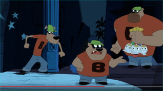 Beagle Boys reboot
