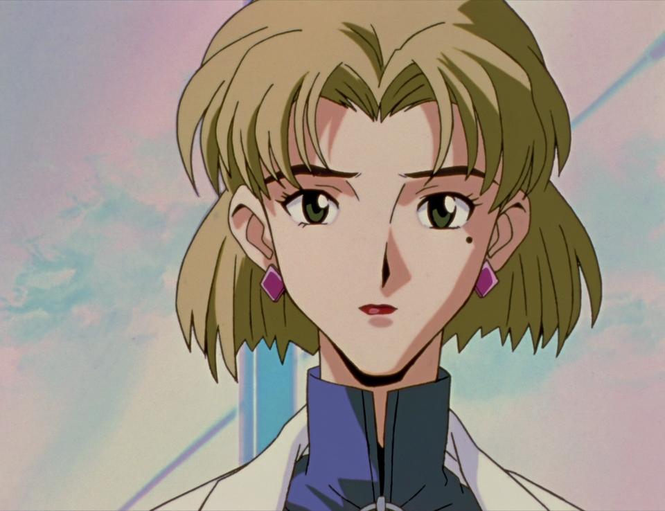 Ritsuko Akagi   Disney Versus Non Disney Villains Wiki ...