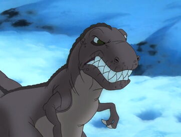 Sharptooth (The Big Freeze)