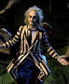 Beetlejuice live action