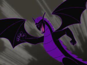 The Dark Dragon one