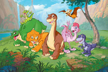 Littlefoot-Friends