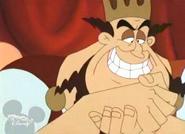 King Salmoneus