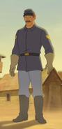 Sergeant Adams