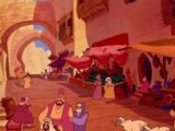 Agrabah's Residents