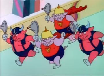 Psyko Pig Battletoads