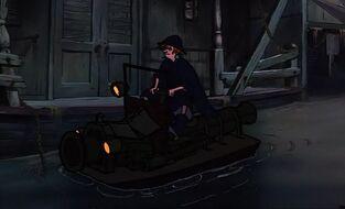 Madam Medusa's Boat