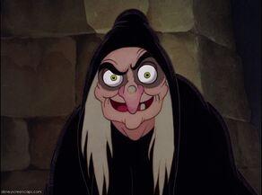 Queen Grimhilde Hag