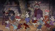 Mother Rabbit's Children