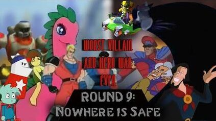 Worst Heroes And Villains War Ever Round 9 Nowhere's Safe Part 1