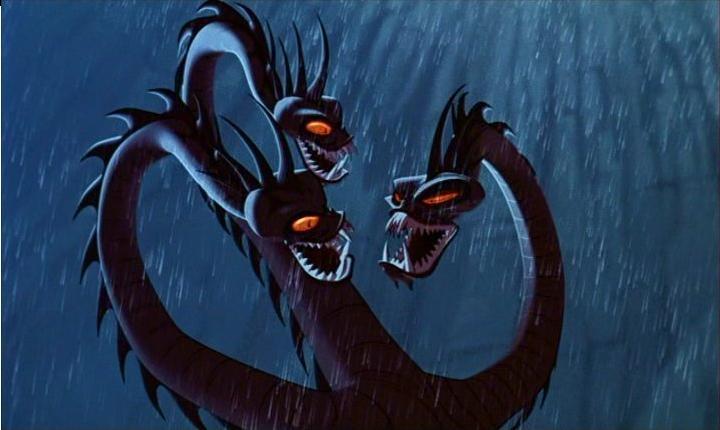 Hydra   Disney Versus Non-Disney Villains Wiki   FANDOM